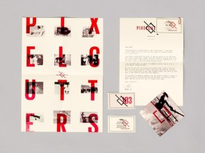 Работы мельбурнской студии дизайна «Конфетти»