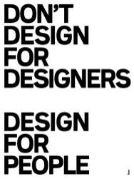 Дизайнерская мудрость в плакатах-пятиминутках.
