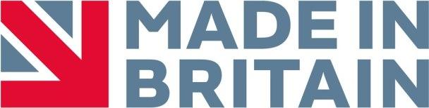 Новый логотип кампании «Сделано в Британии».