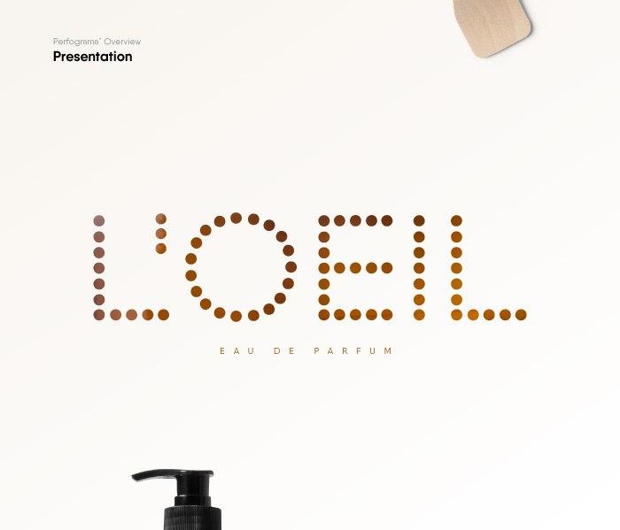 Перфограма — новый бесплатный декоративный шрифт с кириллицей