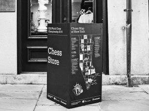 Фирменный стиль Чемпионата мира по шахматам 2016 года