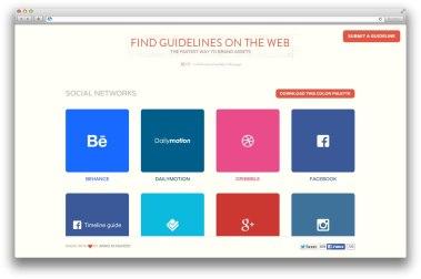 Гайдлайны и фирменные цвета известных компаний