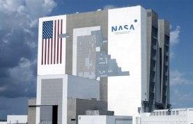 Новый логотип для НАСА