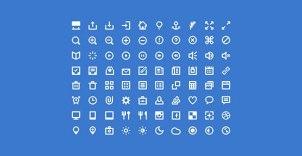 Десять свежих PSD-бесплатностей в стиле флэт. Ссылки в описаниях картинок.
