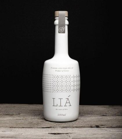 Упаковка оливкового масла LIA