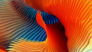 «Спирали» — эксперименты с цветом, ритмом и повторением