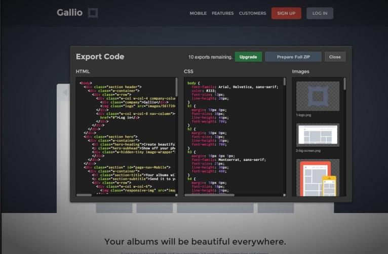 Запустился Webflow — онлайн-инструмент для веб-дизайна.