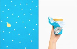 Упаковка фирменного мороженого Парка Горького
