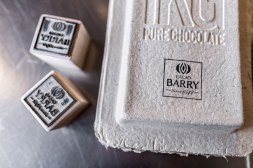 Презентационные образцы шоколада Tocantins