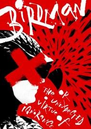 Плакаты к фильму «Бёрдмэн»