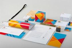 Фирменный стиль Международной выставки настольных игр 2012