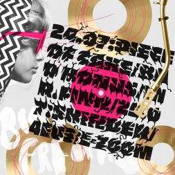 Музыкальные постеры Hattomonkey Studio