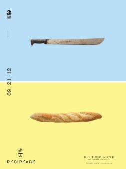 Recipeace by Leo Burnett