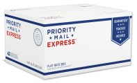 Новая упаковка USPS Priority Mail