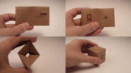 10 примеров хорошего дизайна визиток