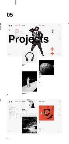 Фирменный стиль и сайт студии интерактивных инсталляций и презентаций Inty ++