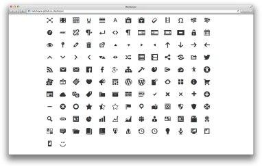 Dashicons — 197 бесплатных иконок от разработчиков WordPress