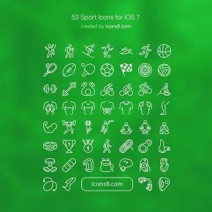 5 наборов нестандартных современных иконок