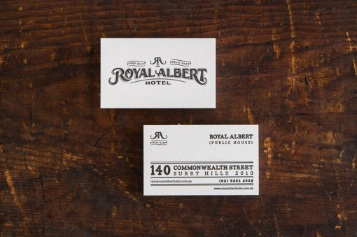 Некоторые работы сиднейской дизайн-студии и леттерпресс-типографии The Distillery