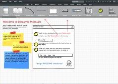8 инструментов для прототипирования сайтов, интерфейсов и мобильных приложений (ссылки под картинками).