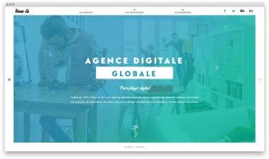 5 свежих сайтов с великолепным дизайном и отличной технической реализацией