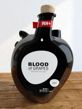 10 примеров дизайна винных бутылок