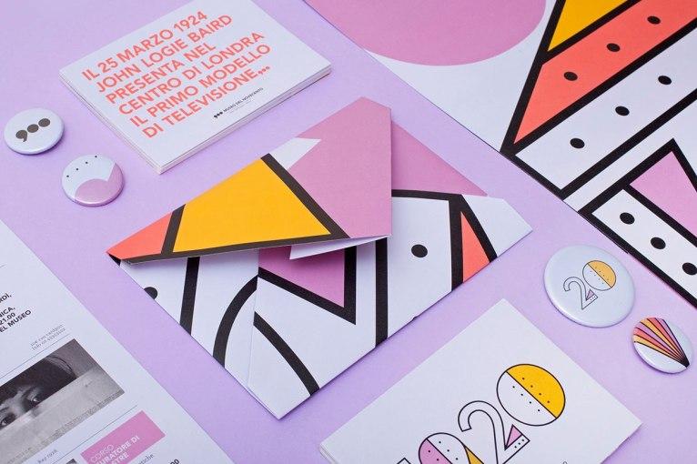 Концепт дизайна для «Музея 20 века» в Милане