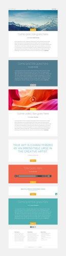 Serene — новая бесплатная тема для WordPress
