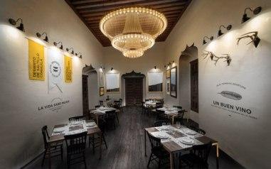 Фирменный стиль мексикансого ресторана Монтеро