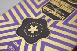 Упаковка шоколада Marou
