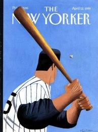 10 иллюстрированных обложек журнала «Нью-Йоркер»