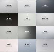 Hue: Бесплатный набор студийных градиентов для брендинга и веб-дизайна
