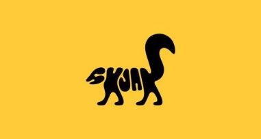 Животные-слова — интересный эксперимент Дэна Флеминга, дизайнера из Манчестера.