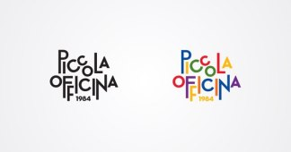 Новый фирменный стиль компании Piccola Officina