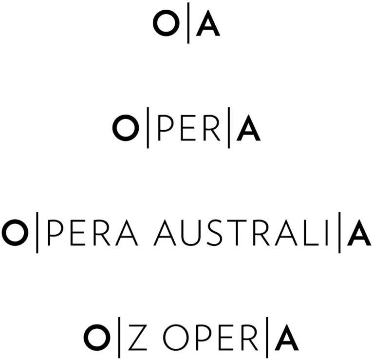 Фирменный стиль Оперы Австралии
