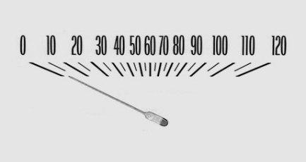 Дизайнер Кристиан Аннйас собрал рисунки спидометров Шевроле с 1941 по 2011 годы (часть 1).