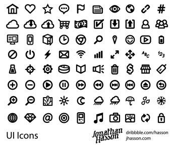 Бесплатные иконки!