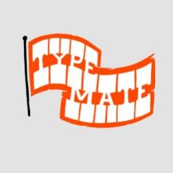Свежие логотипы и леттеринг Вовы Егошина из Typemate