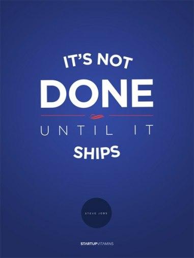Отличные мотивационные постеры для стартаперов. Дизайнерам и разработчикам тоже подойдут :-)