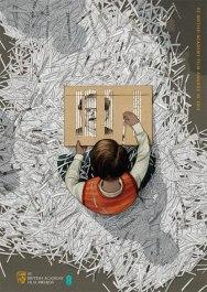 Семь свежих картинок с Баубаухауса (постеры, обложки, иллюстрации).