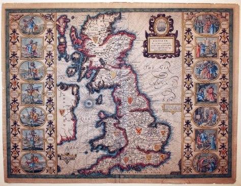 Наткнулся на крутейший блог — Land of Maps (Страна Карт).