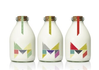 8 примеров дизайна молочной упаковки