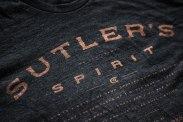 Фирменный стиль джина Sutler's