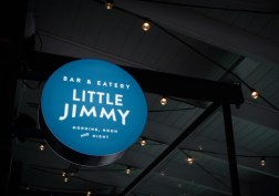 Фирменный стиль ресторана Литл Джимми (Little Jimmy) в новозеландском Окленде