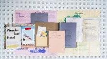 Дизайн печатного издания «Гид по брендам: Сингапур»
