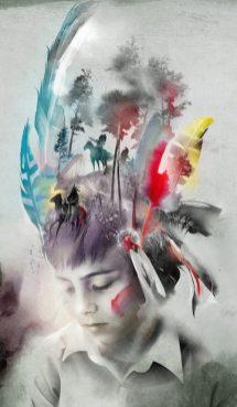 Иллюстрации Лёши Курбатова из Петербурга