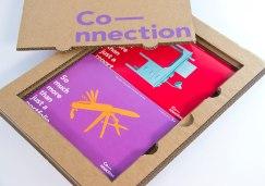 Фирменный стиль проекта Co—nnection