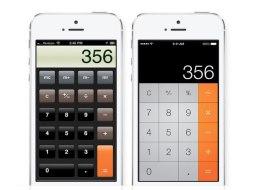 Наглядное сравнение iOS 6 и 7
