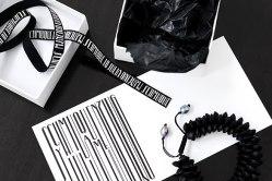 Фирменный стиль ювелирного бренда Schmuque с динамическим логотипом