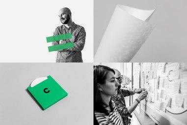 Фирменный стиль польской компании Uselab